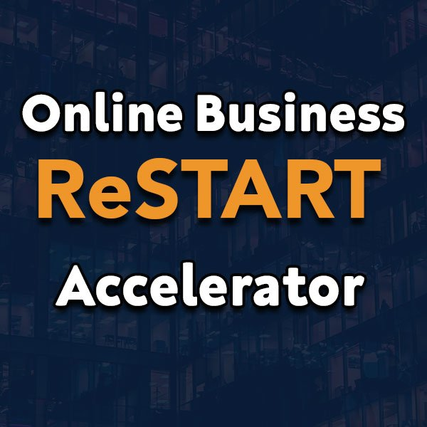 Online Business Restart Accelerator